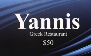 Yannis Greek Restaurant | Greek food and catering in Seattle ...